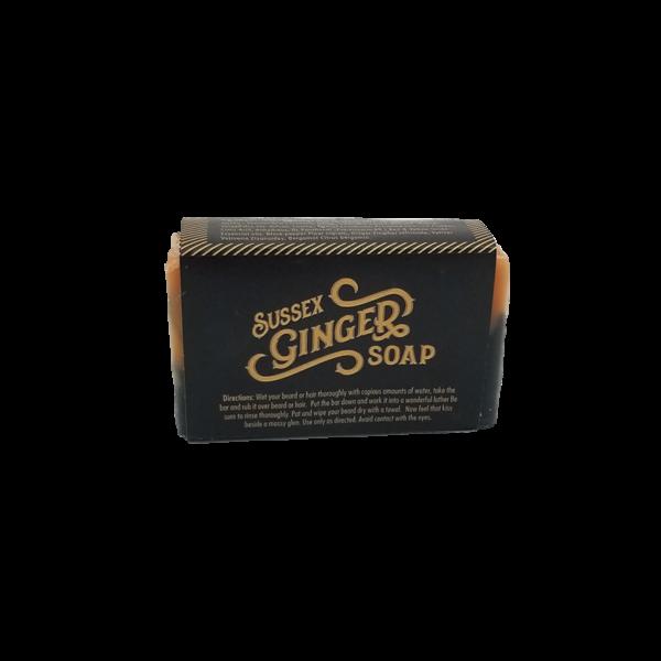 Ginger Beard Soap